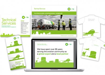 Branding for Air BP Technical Services