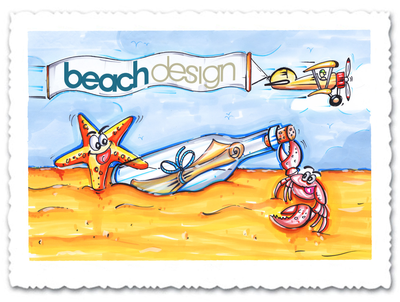 Marketing & PR by Beach Design