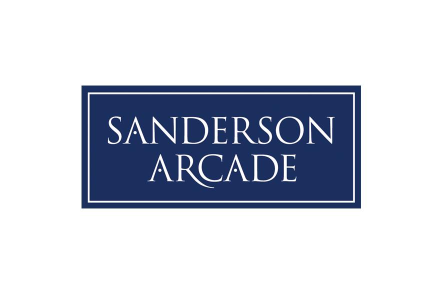 Sanderson Arcade logo