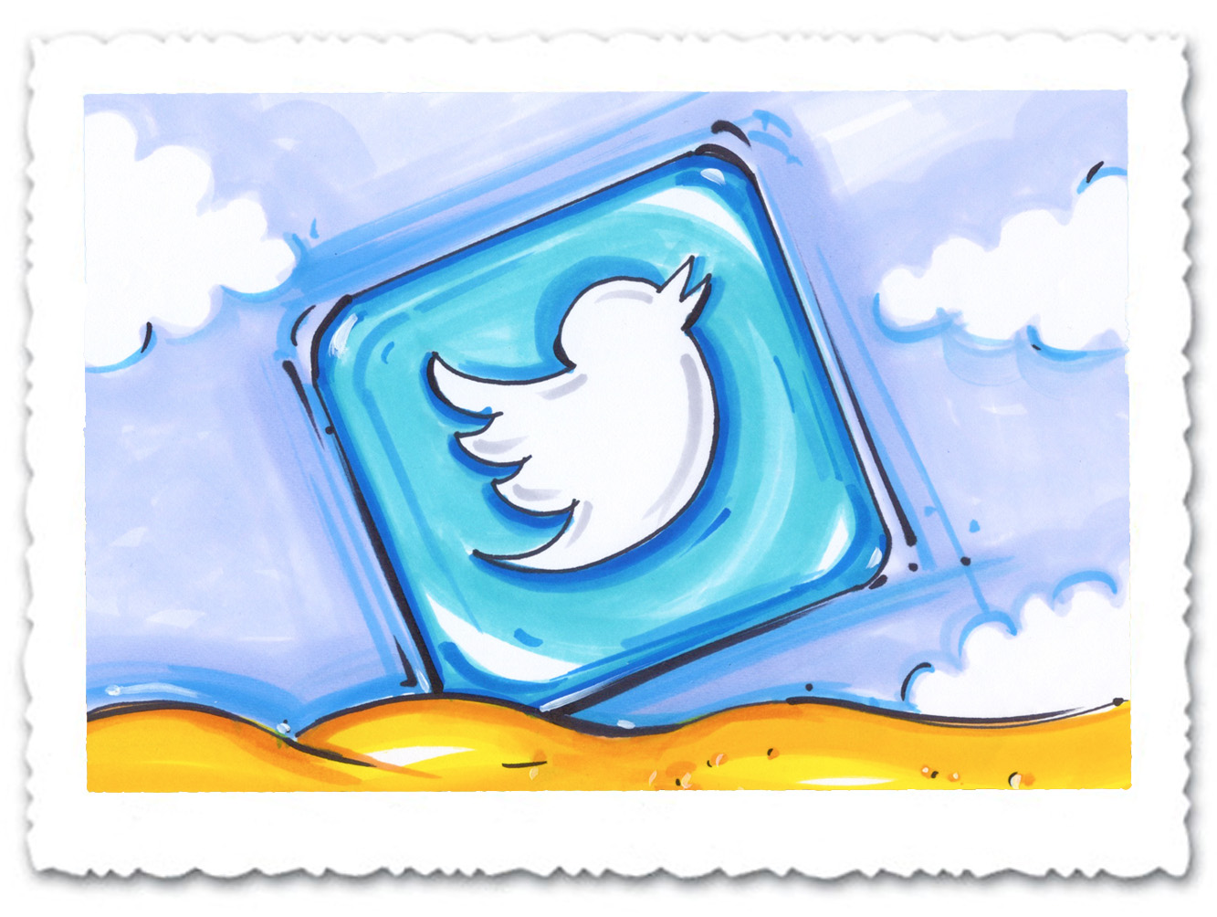 Follow Beach Design on Twitter