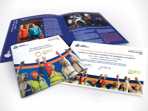 Anglo American awards campaign