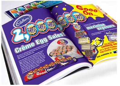 Cadbury's Creme Egg campaign