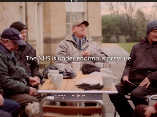 Video for Rotherham Foundation Trust
